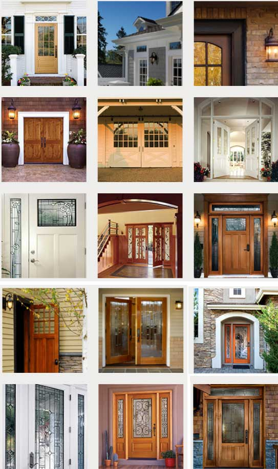 Simpson exterior doors for houses