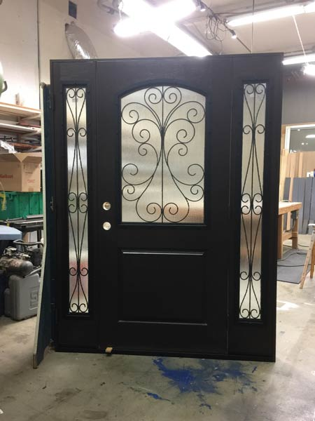 Fiberglass Front Doors For Houses